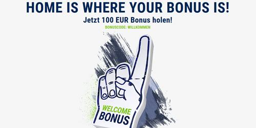 Bet-at-home Bundesliga Bonus
