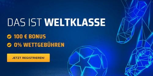 Bet3000 Bundesliga Bonus