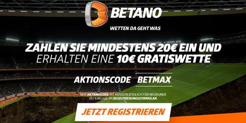 Betano Bundesliga Bonus