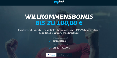 Mybet Bundesliga Bonus