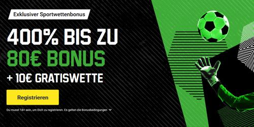 Unibet Champions League Wetten Bonus